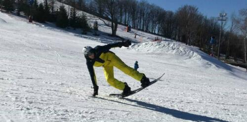 belle-aire snowboard