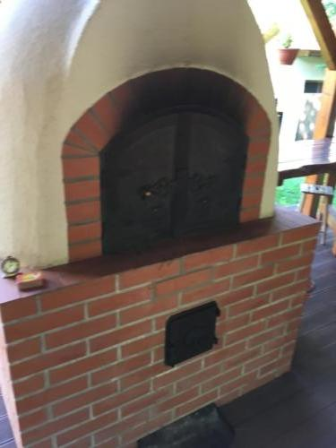 belle-aire beehive oven